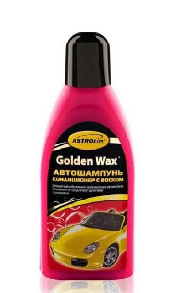 Автошампунь-кондиционер с воском серия Golden Wax