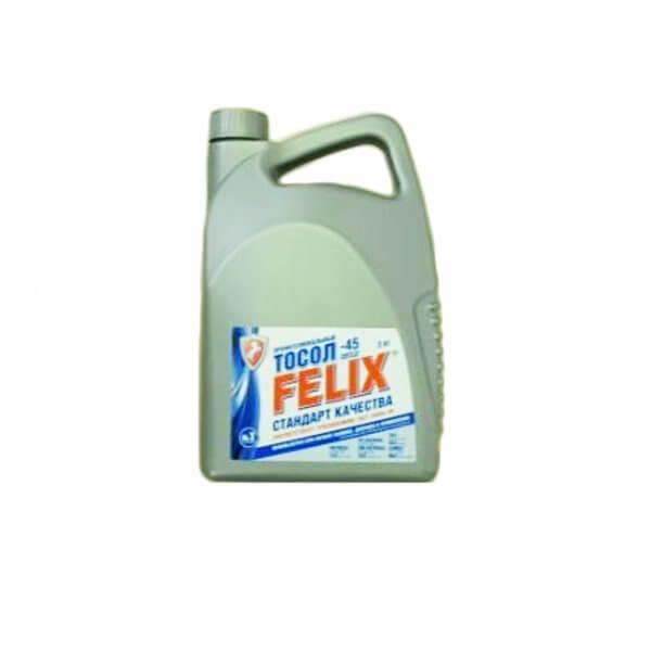 Тосол FELIX -45 3кг