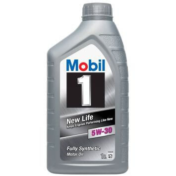 Масло моторное Масло MOBIL 1 X1 5W30 1л
