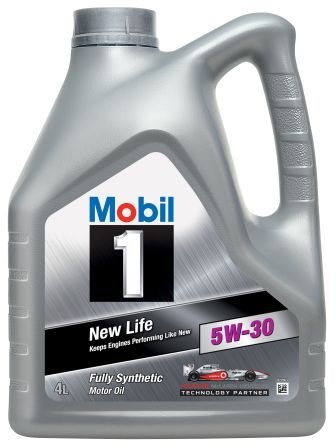 Масло моторное Масло MOBIL 1 5W30 (4л)
