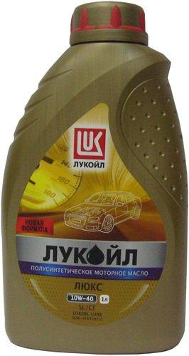 Масло моторное Люкс 10W40 1л Лукойл