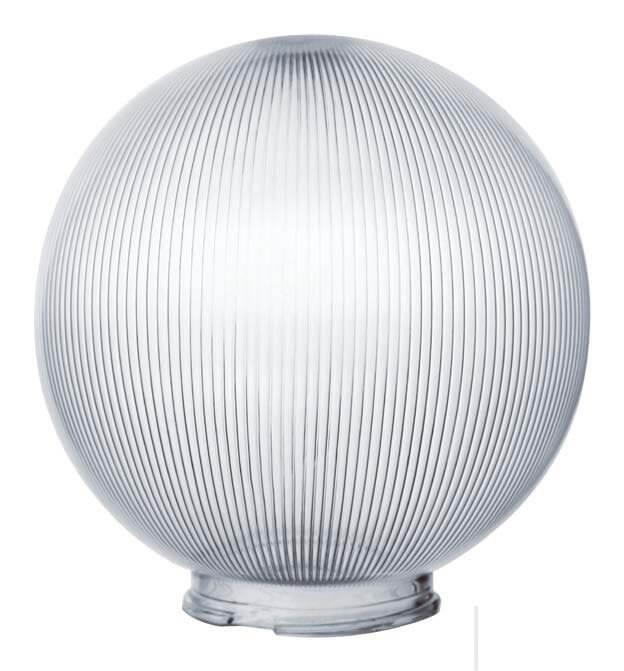 Плафон Сфера UFP-Р150A CLEAR IP44 150х85х20мм