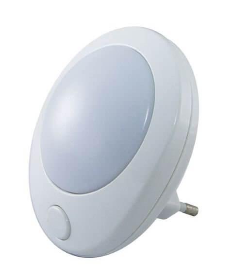 Светильник-ночник TDM SQ0357-0007 65х60х80мм 0,5Вт220В