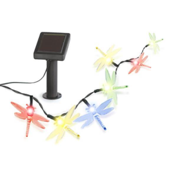 Светильник садовый ЭРА SL-PL550-DGF20 550см прозрачный пластик