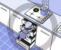 советы по планировке кухни